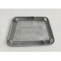 Quality Oxidation Resistance High Pressure Aluminum Die Casting Parts Cover OEM / ODM for sale