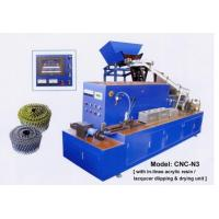 Quality High Speed Fully-Automatic Screw Nails Making Machine -To Help You Save Cost for sale