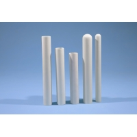 Quality Wear Resistant Silicon Nitride Ceramic Thermocouple Protection Tubes High Density for sale