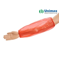 Quality Plastic PE 0.06mm Disposable Sleeve Cover for sale