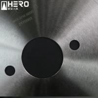 Quality Coated Aluminum Cutting Saw Blade High Precision For Laminated Board for sale