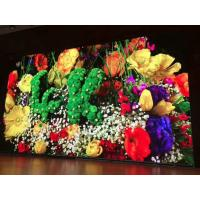 Quality 1R1G1B P2.4 Small Pixel Pitch Indoor Led Display Screen Commercial Advertising Panel for sale