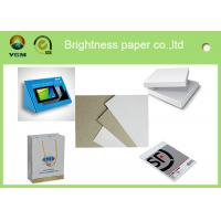 300gsm Offset Printing Product Packaging Paper White Board Customised Size
