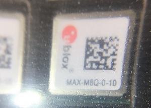 Quality MAX-M8Q-0-10 3 GNSS 132ma Galileo GLONASS GPS Module 3.63V for sale
