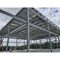 Buy cheap Heavy Duty Q345B H Beams Fabricated Steel Structure For Workshop from wholesalers