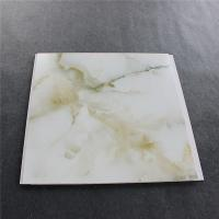 China Marble Designs Integrated Wpc Wall Panel  , Rot Proof PVC Interior Wall Cladding on sale