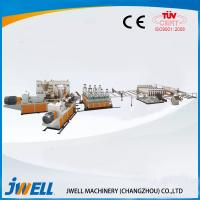 Buy cheap Jwell Sjz 65/132 1220 mm Plastic PVC/PE WPC Foam Board for Cupboard Roofing from wholesalers