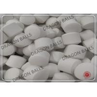Quality White Ceramic Grinding Balls For Ceramic Cylinder High Alumina Cylinder Grinding Cylpeb for sale