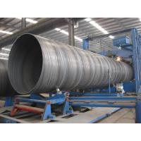 Quality ASTM A252GR.2 High Tensile Spiral Pipes used as piles for sale