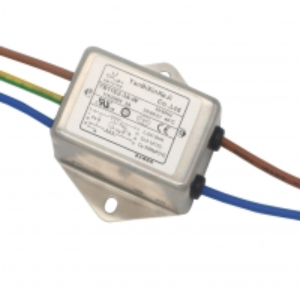Quality 220V 3A 6A EMI EMC AC Power Noise Filter For LED Lighting Strip for sale