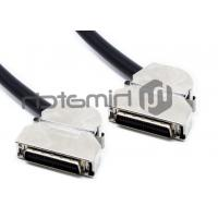 Buy cheap Angle Entry SCSI Data Cable MDR 50 Pin Male To MDR 50 Pin With Tinned Copper from wholesalers