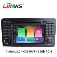 Quality Multi Touch Screen Mercedes Benz Car Dvd Player HMDI Output Optional for sale