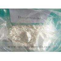 Quality Benzocaine Local Anesthetic Drugs 94-09-7 , Pharma Grade Raw Steroid Powder for sale