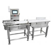 Quality High Precision Conveyor Weight Checker / General Dynamic Checking And Weighing Machine for sale