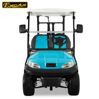 China Club Car Small Electric Golf Carts For Golf Courses , Road Legal Golf Buggy on sale