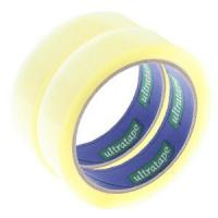 Quality None Bubble Yellowish Adhesive Tape for sale