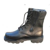 Quality Hot sale leather military boots for sale