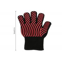 China Ultra Long Wrist Food Safe Heat Resistant Gloves EN388 Certification on sale