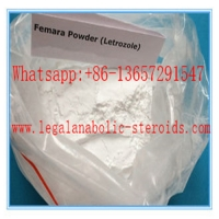 Quality 99% High Purity Femara Pharmaceuticals Letrozole for Muscle Body Building CAS: 112809-51-5 for sale