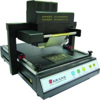 Quality WorldBest Free Shipping by sea Automatic Hot Stamping Printer Digital Foil Printer for Golden Silver for sale
