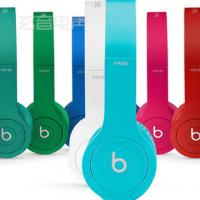 Quality Sell hot 2014 beats by Dr. Dre SOLO version 2.0 and renewal official nine color Headphones for sale