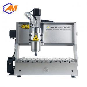 China AMAN3040 mini cnc metal engraving machine dsp controller for cnc router,cnc router parts,diye cnc router desktop on sale