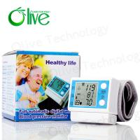 Quality 2015 the beset selling cheap one wrist style blood pressure monitor for sale