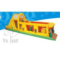 Buy cheap commercial inflatable obstacle course,inflatable obstacles races,interactive from wholesalers