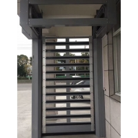 Quality 380V Aluminum Alloy Profile 35m/S High Speed Spiral Door for sale