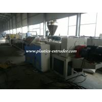 Quality PVC Laminated Profile Extrusion Machine For Door and Windows Frame for sale
