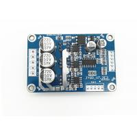 Quality 500W Brushless DC Motor Driver , Hall Effect 24 Volt DC Motor Speed Controller for sale
