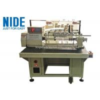 Quality Semi Automatic Coil Winding Machine For Fan Motor And Washing Machine Motor for sale