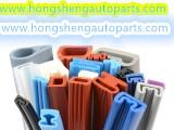 Quality AUTO RUBBER EXTRUDE PROFILES FOR AUTO DOOR AND WINDOW for sale