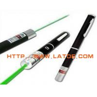China 5-100 mw green laser pen electronic pen laser pointer AAA battery. on sale