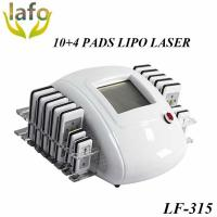 Quality 14 Pads lipo laser slimming instrument/ 650nm diode lipo laser slimming device/ cheapest lipo laser machine for sale