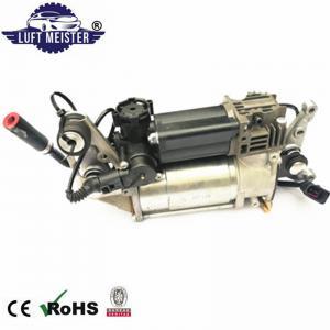 Quality Air Suspension Compressor Pump for Audi Q7 with Bracket 4L0698007B 4L0698007C for sale