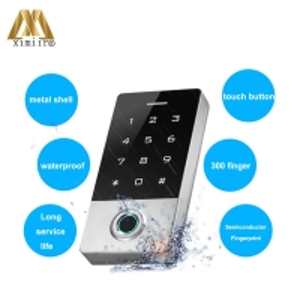 Quality 100mA 500dpi IP68 Fingerprint Access Control Standalone for sale