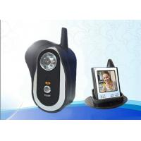 China Handsfree 2.4GHZ Home Video Intercom Wireless Doorbell For Residential on sale
