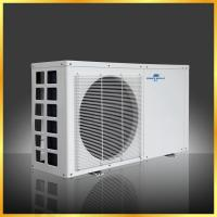 China High COP Heating And Cooling Heat Pump , Domestic Hot Water Heat Pump on sale