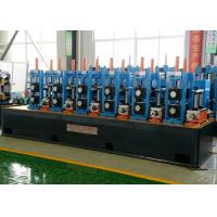 Buy Steel Welded Pipe Making Machine Friction Saw Cutting 50m/Min Line Speed at wholesale prices