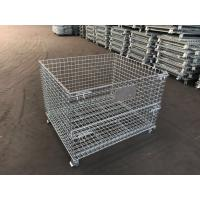 Quality 6.0mm Wire Mesh Container for sale