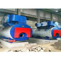 Quality Condensing Type Natural Gas Steam Boiler Fuel Saving Natural Circulation for sale