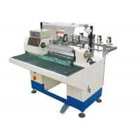 Buy cheap AC / DC 3 Phase / 1 Phase Stator Core Assembly Machine For Stator Coil Winding from wholesalers