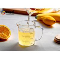 Quality Transparent Premium 1 Cup Glass Measuring Cup Lead Free Hard Surface for sale