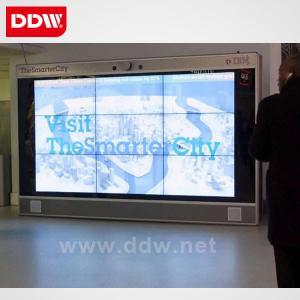 Buy LED commercial grade videowall 450nits LED 1920X1080 HDMI DVI VGA AV YPBPR DDW at wholesale prices