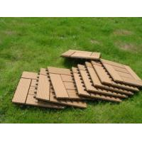 China Waterproof Solid WPC Decking / Hollow WPC Decking / WPC Wood Board wholesale