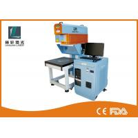China Smart Small Laser Engraving Machine , 7000 Mm/S Textile Printing Machine on sale