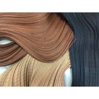 Quality Brown Polyester Tire Cord Fabric Heat Resistant For Rubber Hose Making for sale