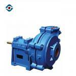 Quality Heavy Duty Horizontal Slurry Pump Mud Chemical Pump Abrasion Corrosion Resistant for sale