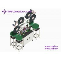 China Micro 5 Pin Automatic Assembly Machine Configured With Industrial Robots wholesale